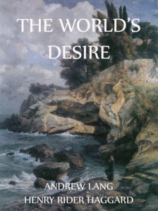 the world's desire , lang,andrew