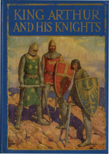 king authur and his knights maude l. radford
