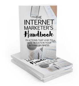 The Internet Marketer's Handbook | eBooks | Business and Money