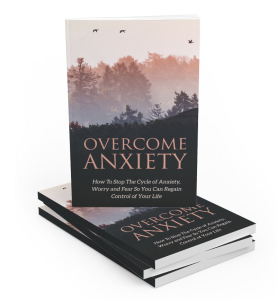 Overcome Anxiety | eBooks | Psychology & Psychiatry