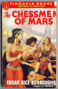 The Chessmen Of Mars | eBooks | Classics