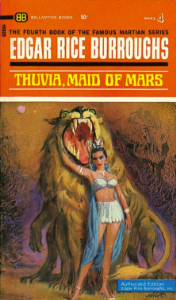 Thuvia-Maid of Mars | eBooks | Classics