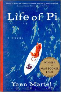Life of Pi  Yann Martel   eBooks   Romance