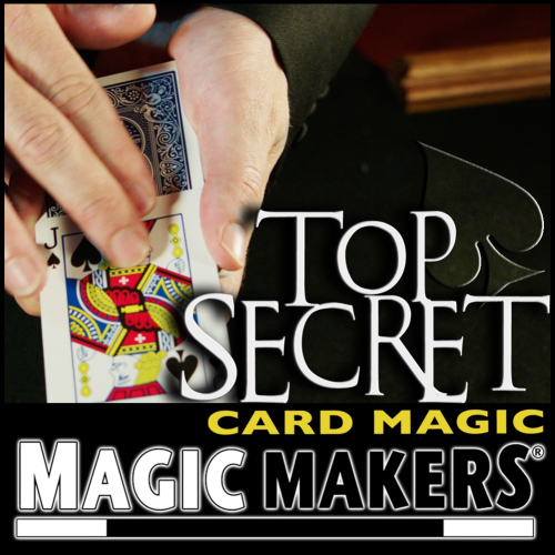 First Additional product image for - Top Secret Card Magic