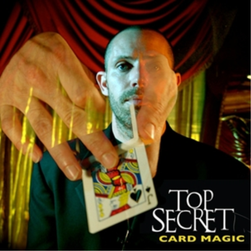 Second Additional product image for - Top Secret Card Magic