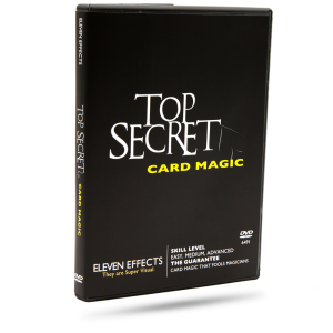 Top Secret Card Magic | Movies and Videos | Training