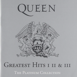 queen the platinum collection: greatest hits i, ii & iii (2002) (rmst) (hollywood records) (51 tracks) 320 kbps mp3 album