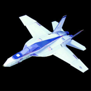 Paper F-18E Sidewinders | Crafting | Paper Crafting | Other
