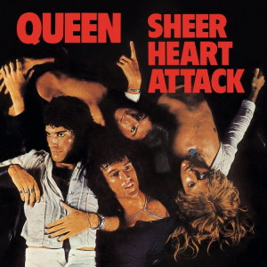 QUEEN Sheer Heart Attack (2011) (RMST) (HOLLYWOOD RECORDS) (13 TRACKS) 320 Kbps MP3 ALBUM | Music | Rock