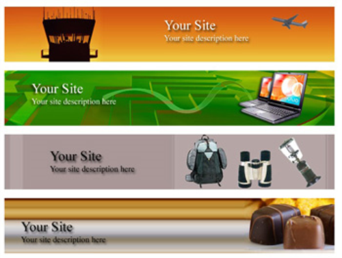 First Additional product image for - 20 Niche Website Headers