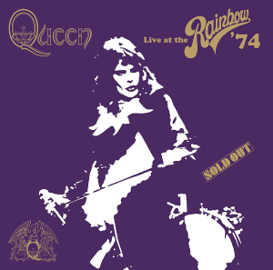 QUEEN Live At The Rainbow '74 (2014) (RMST) (HOLLYWOOD RECORDS) (41 TRACKS) 320 Kbps MP3 ALBUM | Music | Rock