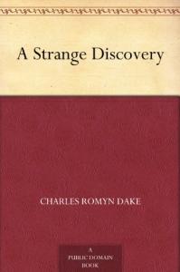 A Strange DISCOVERY | eBooks | Classics