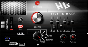 hyper bass boost - windos pc only