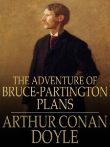 The Adventure of the Bruce-Partington Plans | eBooks | Classics