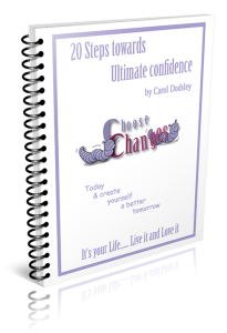 20 steps towards ultimate confidence