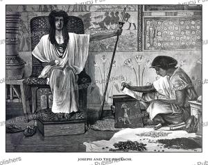 Joseph and the Pharaoh, Egypt, Alma Tadema, 1878 | Photos and Images | Travel