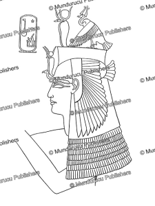 the high-priestess of amen-ra, the king of the gods, egypt, wallis budge, 1902