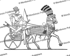 Egyptian chariot of war, Owen Jones, 1868 | Photos and Images | Travel