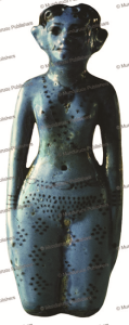 Egyptian figurine with tattoo marks, Middle Kingdom, 2000 BC | Photos and Images | Travel