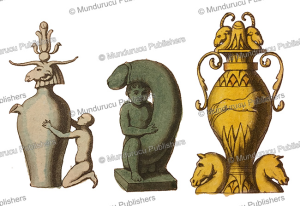 Egyptian pre dynastic idols, Angelo Biasioli, 1820 | Photos and Images | Travel