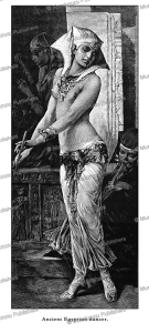 Ancient Egyptian dancer, Egypt, Hans Makart, 1878 | Photos and Images | Travel