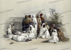In the slave market at Cairo, David Roberts, 1846 | Photos and Images | Travel