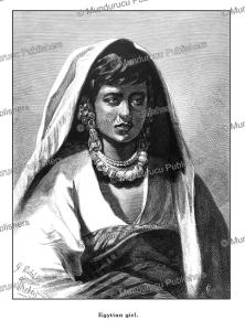 Egyptian girl, Gustav Richter, 1878 | Photos and Images | Travel