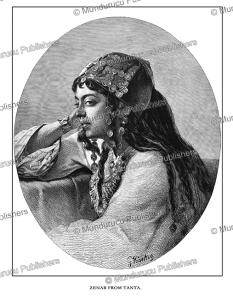 Zenab of Tanta, Egypt, Gustav Richter, 1878 | Photos and Images | Travel
