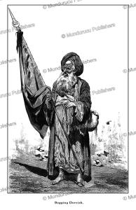 Begging Dervish, Egypt, C. Rudolf Huber, 1878 | Photos and Images | Travel