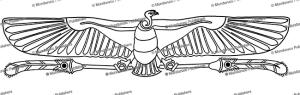 nekhbet, protective goddess of upper egypt, adolf erman, 1923