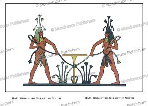 hapi, the ancient egyptian god of the nile, wallis budge, 1904