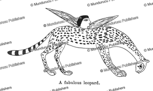 a fabulous leopard from the tombs of ancient egypt, wallis budge, 1904