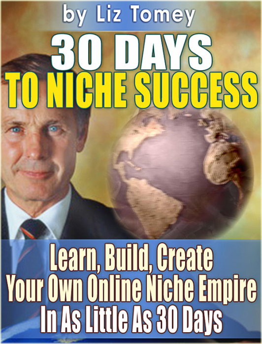 First Additional product image for - 30 Days To Niche Success