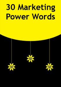 30 Marketing Power Words | eBooks | Business and Money