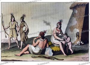 natives of formosa (taiwan), s. bigatti, 1820