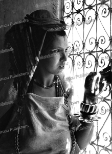 Amazigh or Berber woman from Tinerhir with traditonal tattoos, Morocco | Photos and Images | Travel