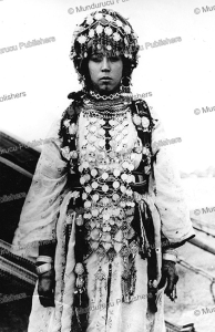 daughter of a berber chief, 1960