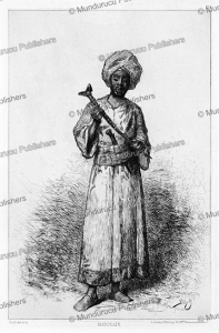 Moroccan man, Beyle, 1875 | Photos and Images | Travel