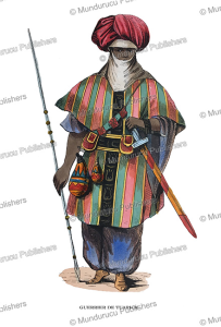 Touareg warrior, Algeria, Francois Pannemaker, 1844 | Photos and Images | Travel