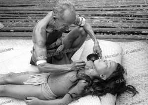 A tattooist at work, Borneo, 1961 | Photos and Images | Travel