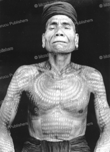 Ot Danum Dayak man, Borneo, A.W. Nieuwenhuis, 1909 | Photos and Images | Travel