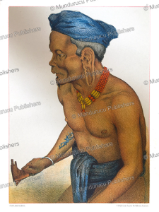 Sibau Mobang, chief of the cannibals, Borneo, Carl Bock, 1882 | Photos and Images | Travel