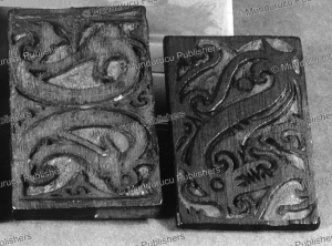 Iban woodblocks, Borneo, 1955 | Photos and Images | Travel