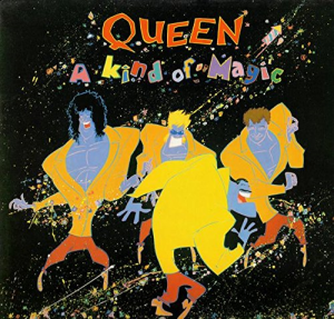 queen a kind of magic (1991) (rmst) (hollywood records) (11 tracks) 320 kbps mp3 album