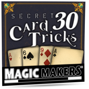 30 secret card tricks
