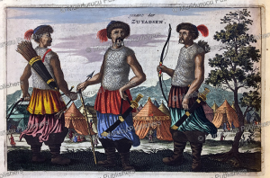 The envoy of the Tartars from the South, China, Jan Nieuwhof, 1644 | Photos and Images | Travel