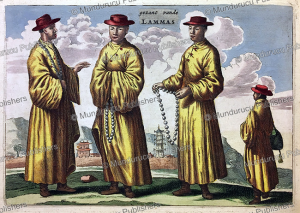 The envoy of Lama's, China, Jan Nieuwhof, 1644 | Photos and Images | Travel