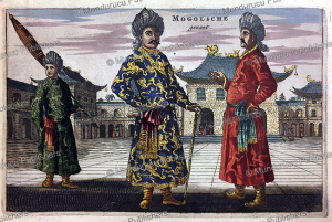 The envoy of the Great Moghul, China, Jan Nieuwhof, 1644 | Photos and Images | Travel