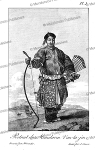 Van-ta-jin, a Chinese mandarin, Alexandre, 1830 | Photos and Images | Travel
