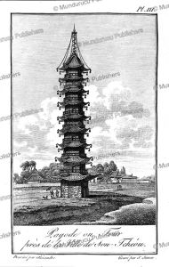 Pagoda of Suzhou, China. Alexandre, 1830 | Photos and Images | Travel